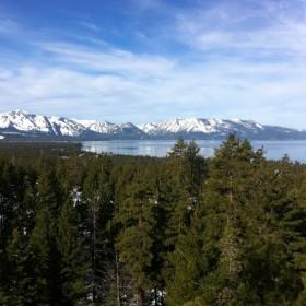 Beautiful vistas abound