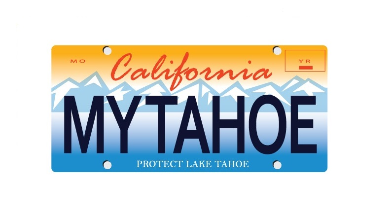 Help protect Lake Tahoe by purchasing a Lake Tahoe License Plate. License Plate funds support restoration and public access projects at Lake Tahoe.