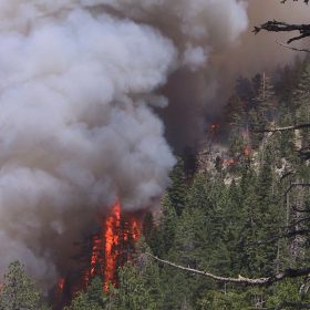 Gondola Fire, Saddleview
