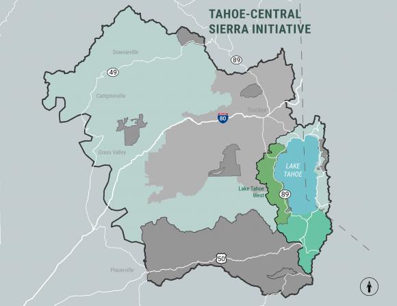Tahoe-Central Sierra Initiative (TCSI)