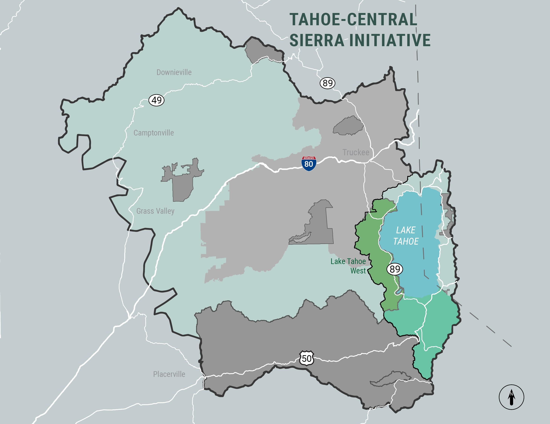Tahoe-Central Sierra Initiative