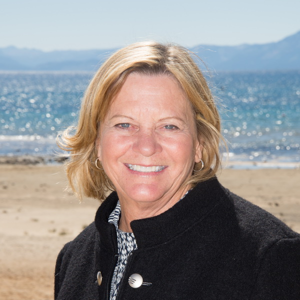 Letter from Board Chair Sue Novasel, Tahoe Conservancy: