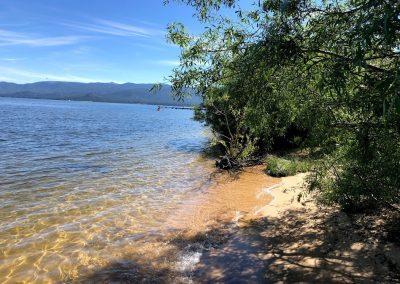 High water - Lake Tahoe
