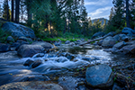 Upper Truckee River at Tahoe Pines
