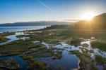 Upper Truckee Marsh at Lake Tahoe