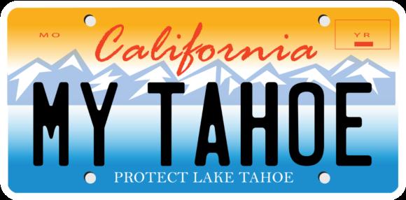 My Tahoe Plate